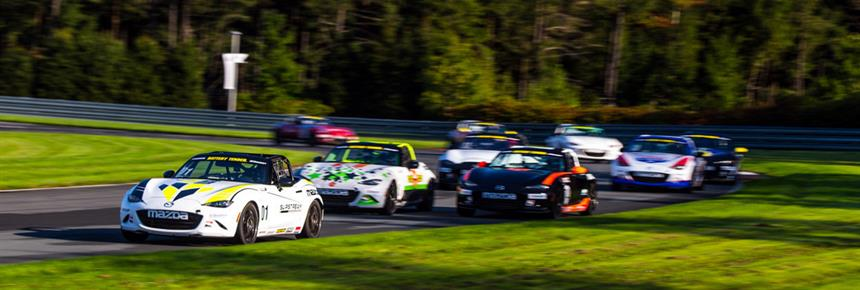 Monticello Motor Club >> Reger Claims Battery Tender Global Mazda Mx 5 Cup Race 1 Win At