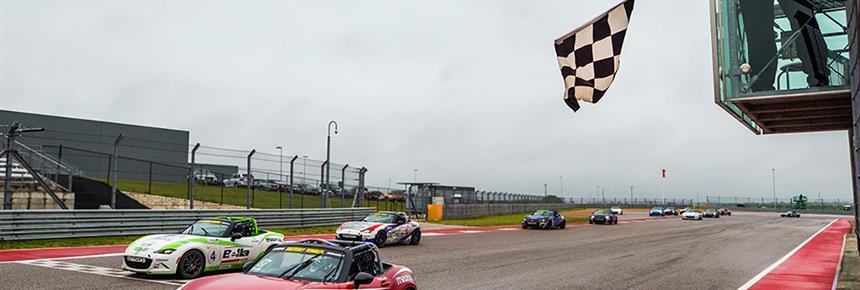 Mazda Motorsports To Livestream Global MX-5 Cup Opener