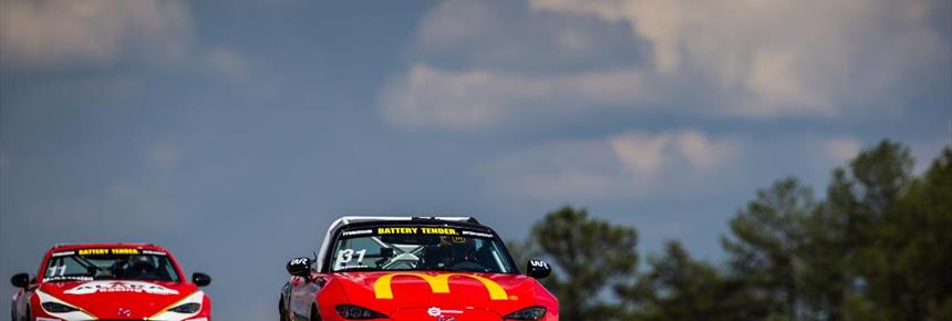 Mazda Brings Live Streaming for Battery Tender Global MX-5 Cup