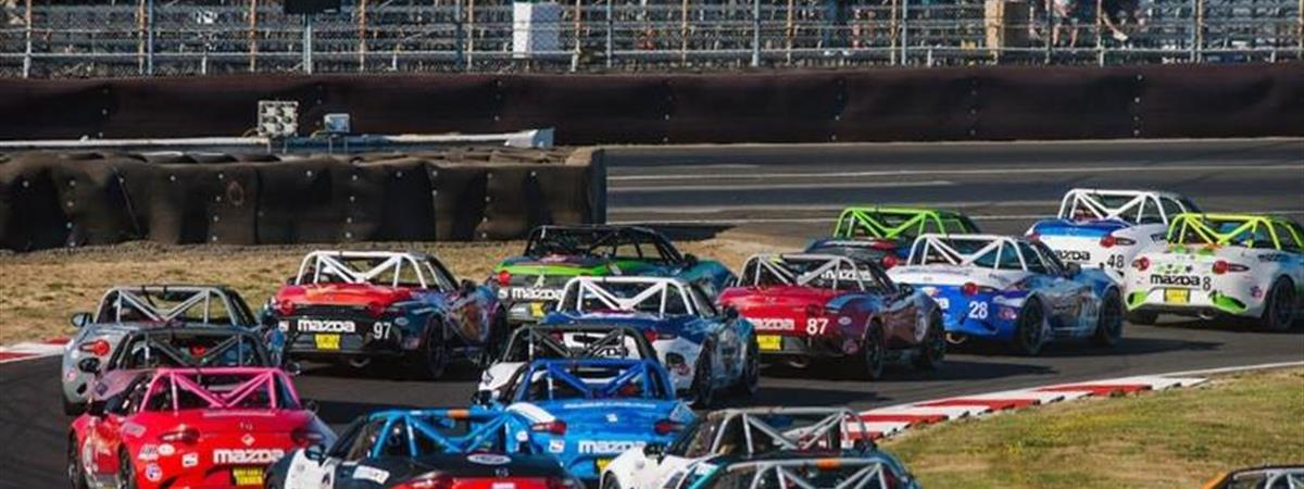 Beautiful Enhancements For 2019 Mazda Global MX 5 Cup Announced
