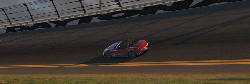 iRacing MX5 Cup Daytona