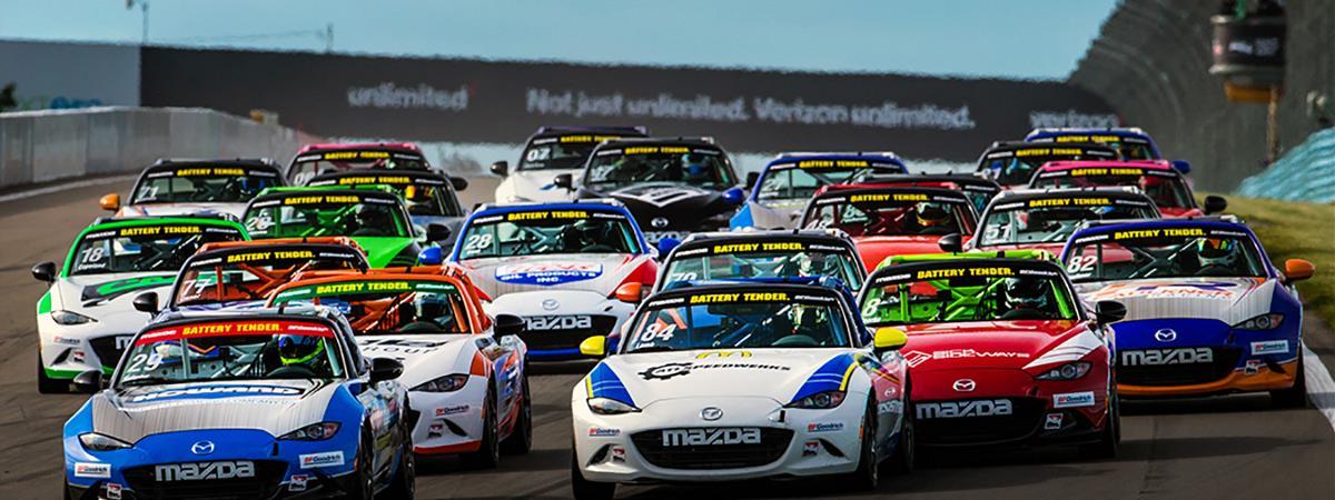 Global MX Cup - Mazda racing series