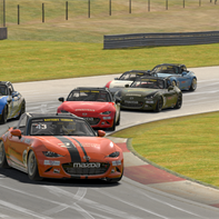 BT S1R4 - Brian Lockwood Leads Pack at MidOhio