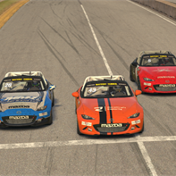 BT S1R4 - Race Podium Finishers at MidOhio