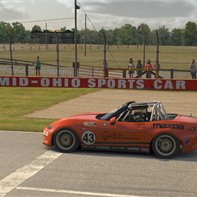 BT S1R4 - Race Winner Brian Lockwood 43 Takes the Win at MidOhio
